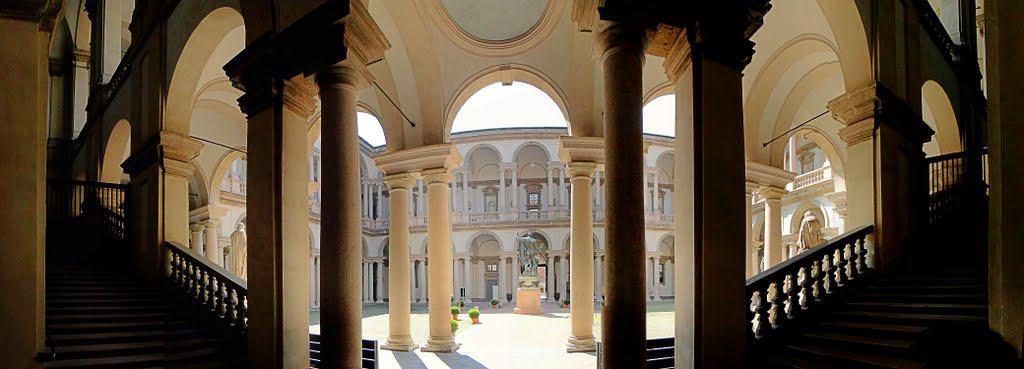 Accademia delle belle arti di brera erasmus milan for Accademia di milano