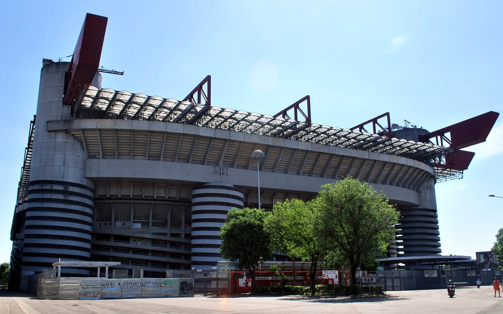 What to do in Milan: San Siro
