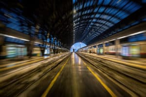 Travel cheap and smart: travelling by train