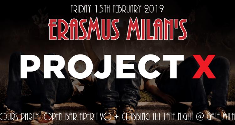 Erasmus Project X 2019
