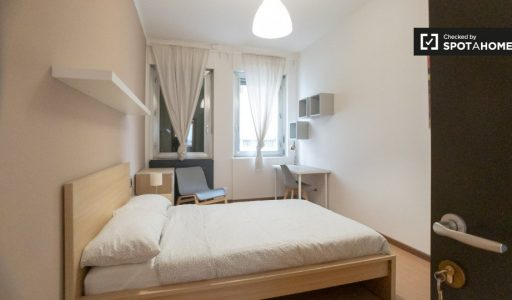 Furnished room for rent in 12-bedroom apartment in Bicocca picture
